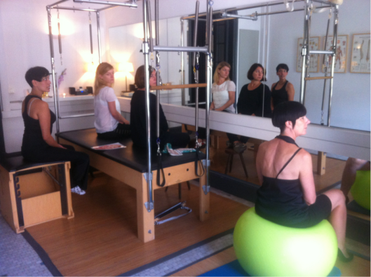 Return to Face Pilates classes for 2013/14